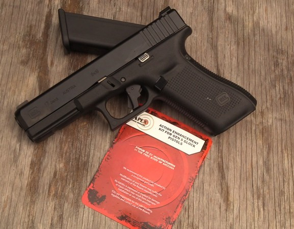 Apex Enhancement Kit Gen 5 Glock 17/19 - Range Hot