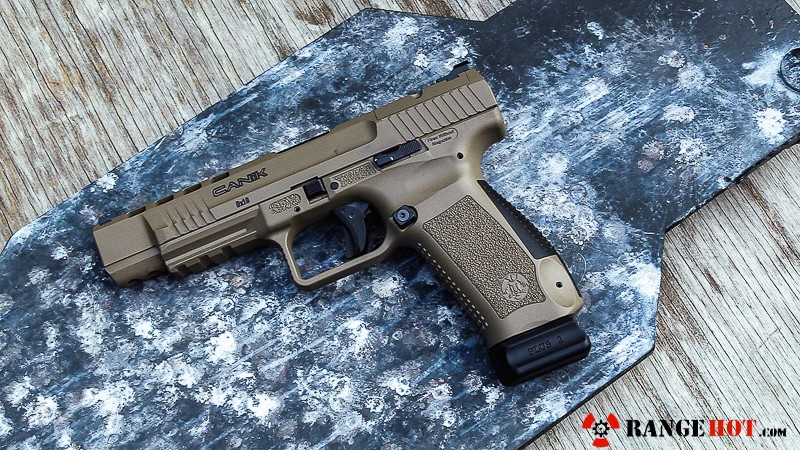 Canik TP9SFx, ready for the race track  - Range Hot
