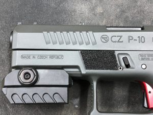 Mod1 CZ P10C & MantisX