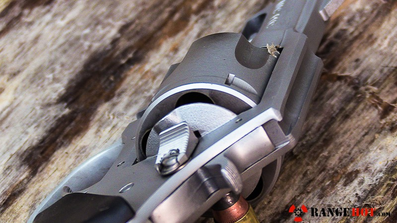 Charter Arms Mag Pug  41 Magnum, a handful  - Range Hot