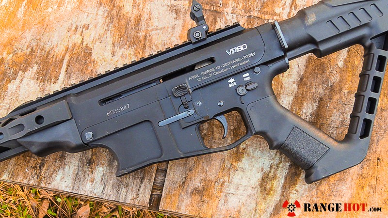Rock Island Armory VR 80 12ga shotgun  - Range Hot