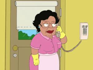 Calling Consuela