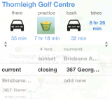 RangeNearMe: find driving ranges near you 4