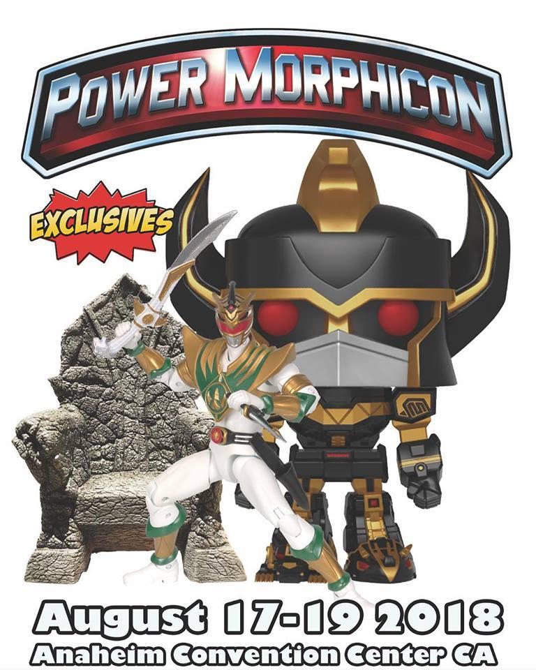 Power Morphicon 2018 Location : power, morphicon, location, PRESS, RELEASE, POWER, MORPHICON, CONVENTION, Ranger, Command, Power