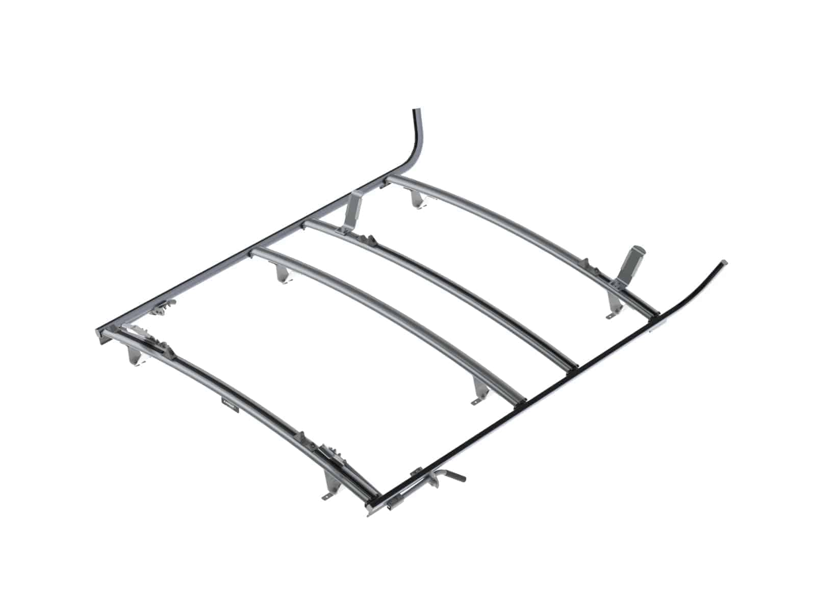 Combination Mercedes Sprinter Ladder Rack 3 Bar System