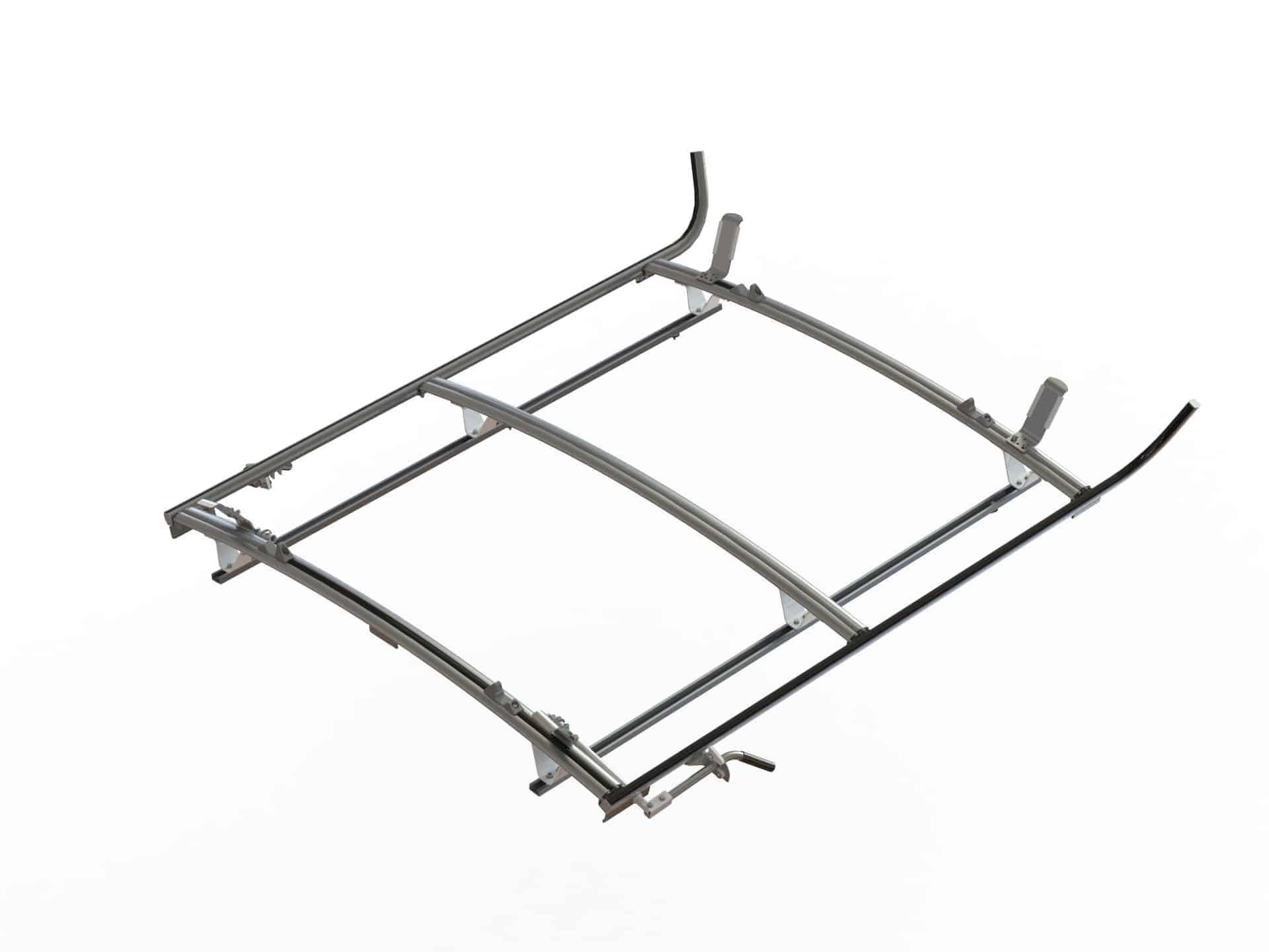 Double Side Ladder Rack For Ford Transit Rwb