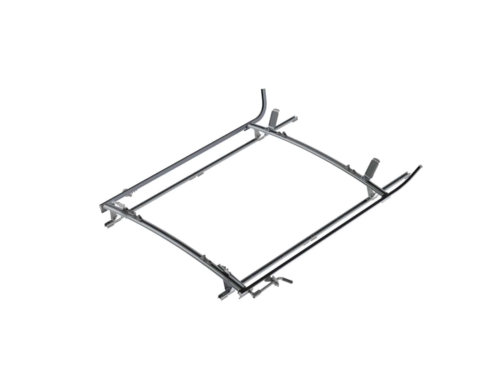 Double Side Ram Promaster Ladder Rack 2 Bar System