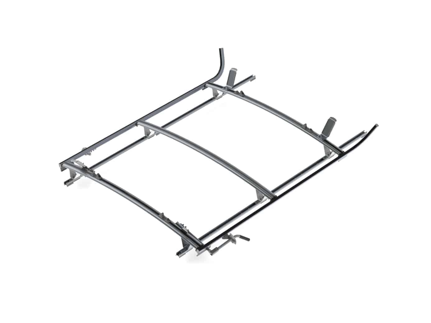 Double Side Ram Promaster Ladder Rack 3 Bar System
