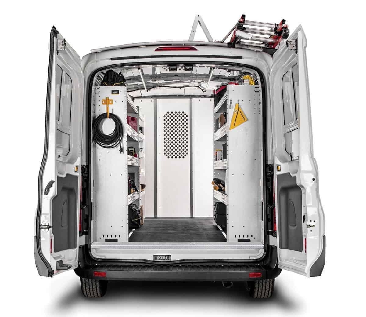 Cargo Van Floor Liner  Ranger Design