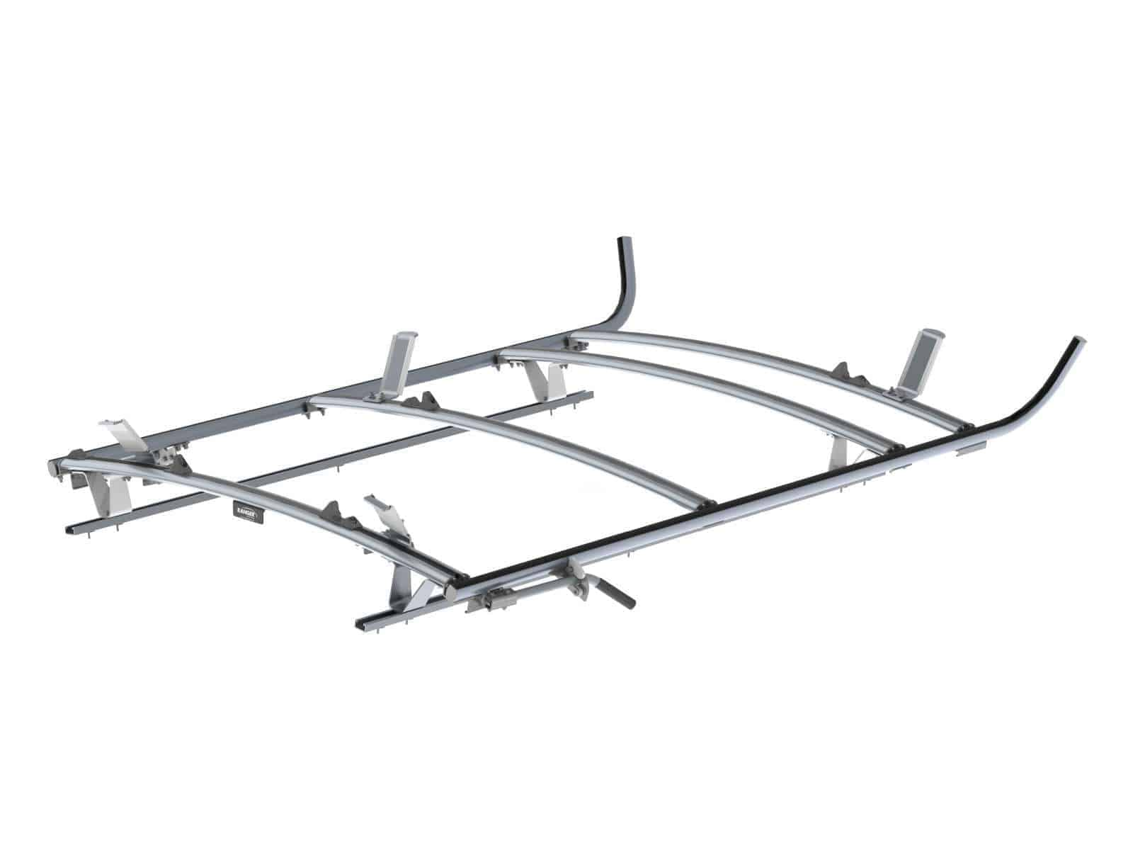 Combination Ram ProMaster City Ladder Rack, 3 Bar System