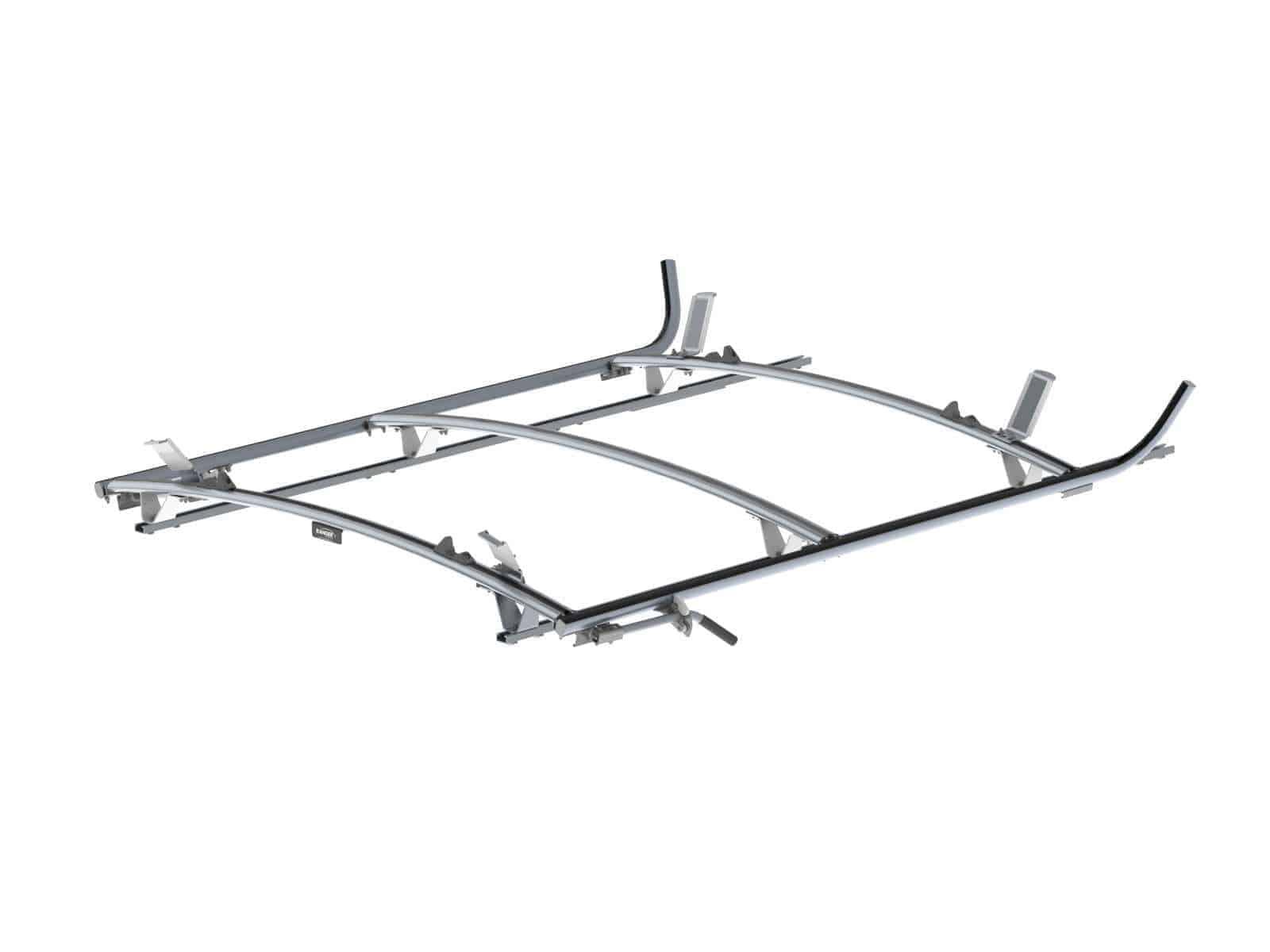 Double Side Ranger Ladder Rack 3 Bar System Nissan Nv