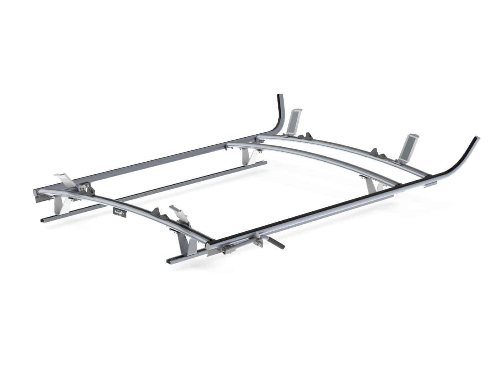 Double Side Ranger Ladder Rack 3 Bar System Ram