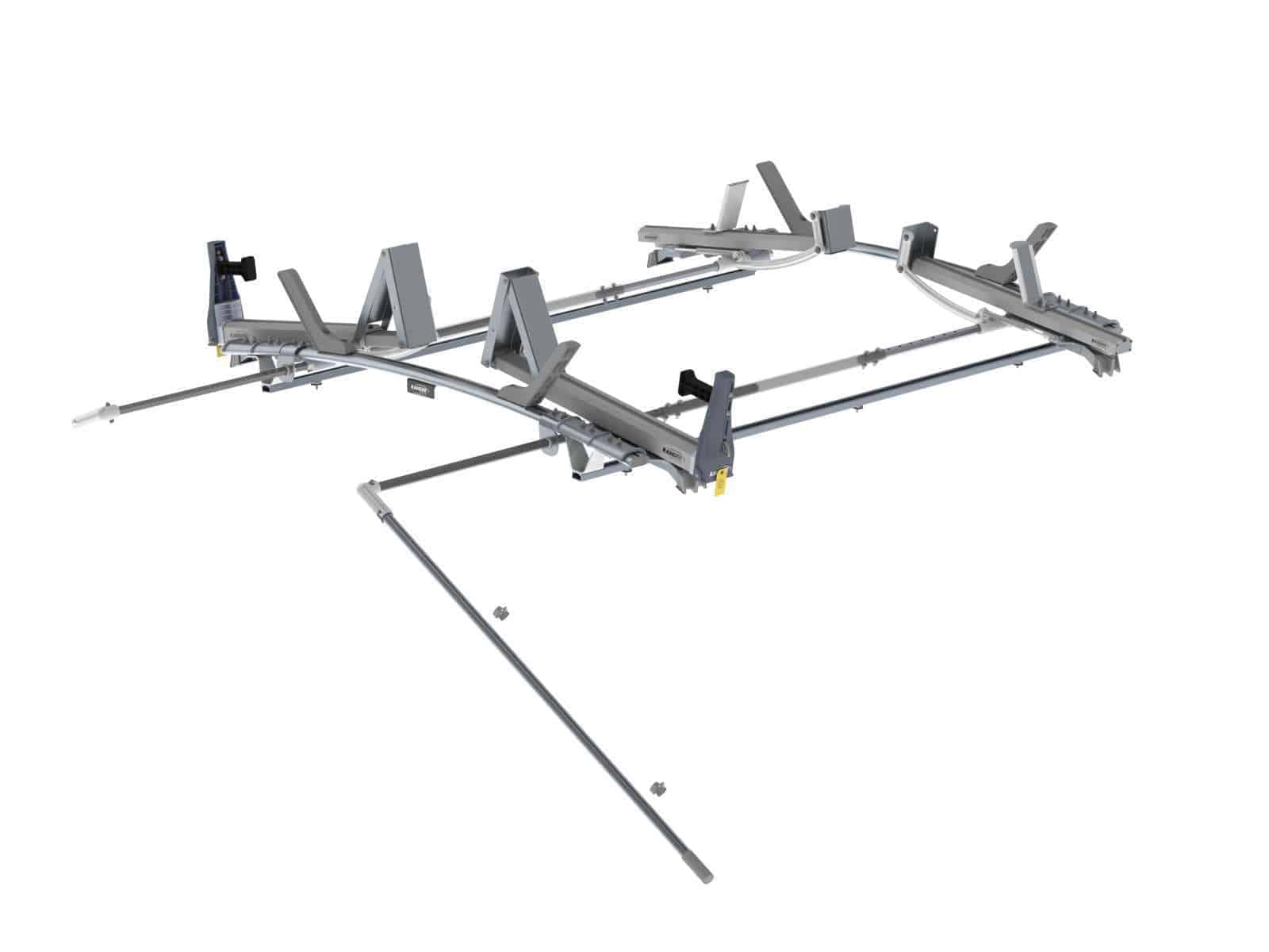 Max Rack Drop Down Ladder Rack Double Side Ford Transit