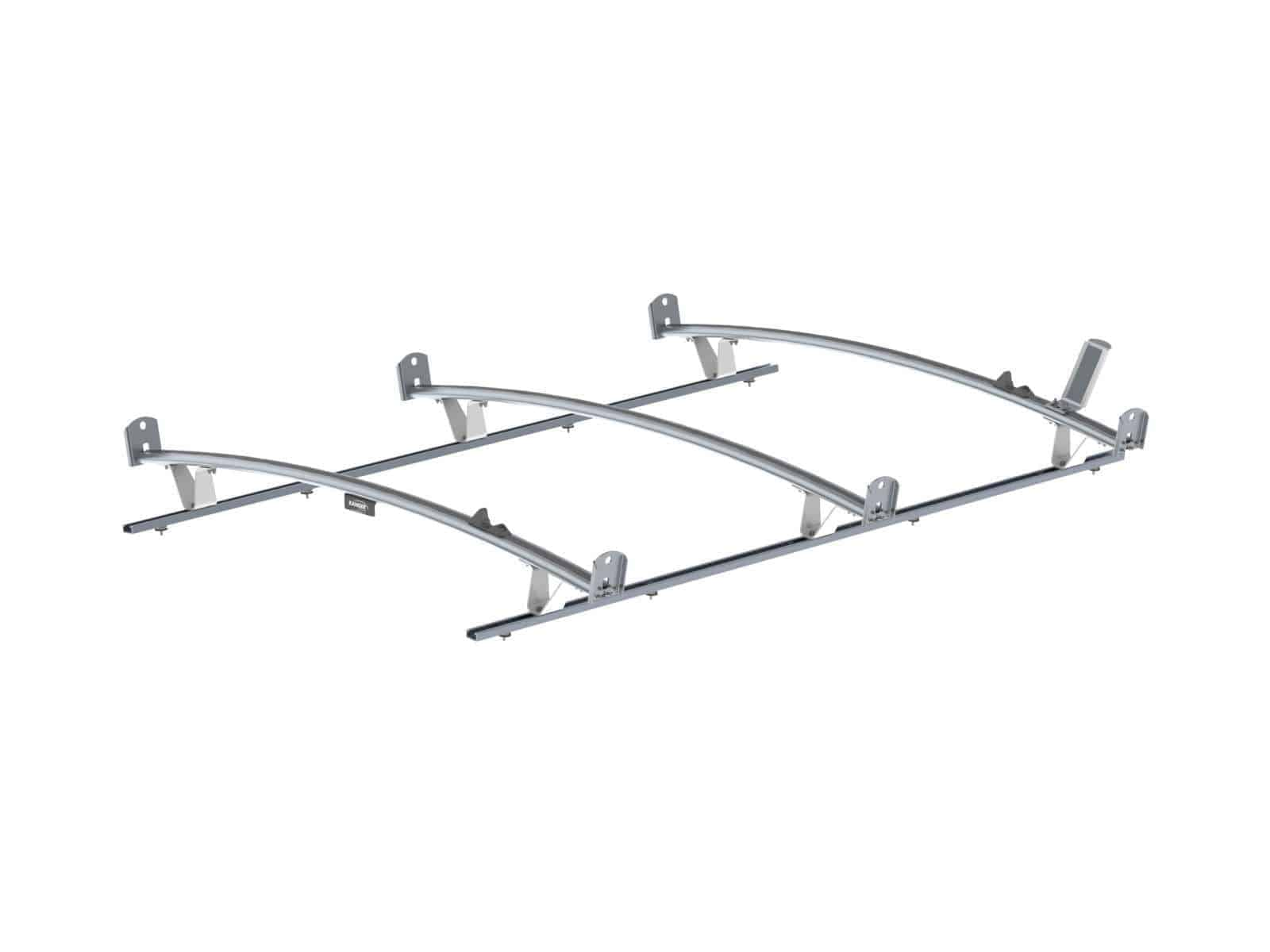 Standard Ladder Rack For Ford Transit 3 Bar System