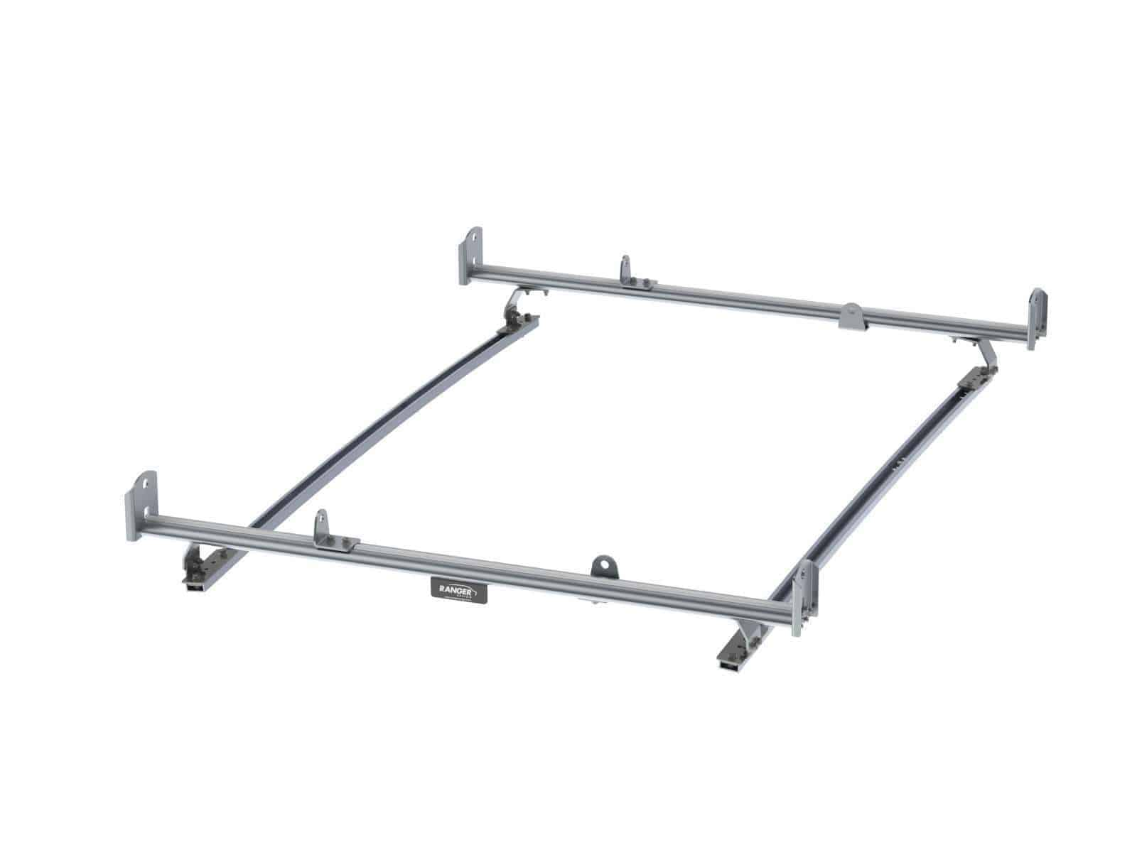 Cargo Rack For Vans Aluminum 2 Bar Nissan Nv200 City