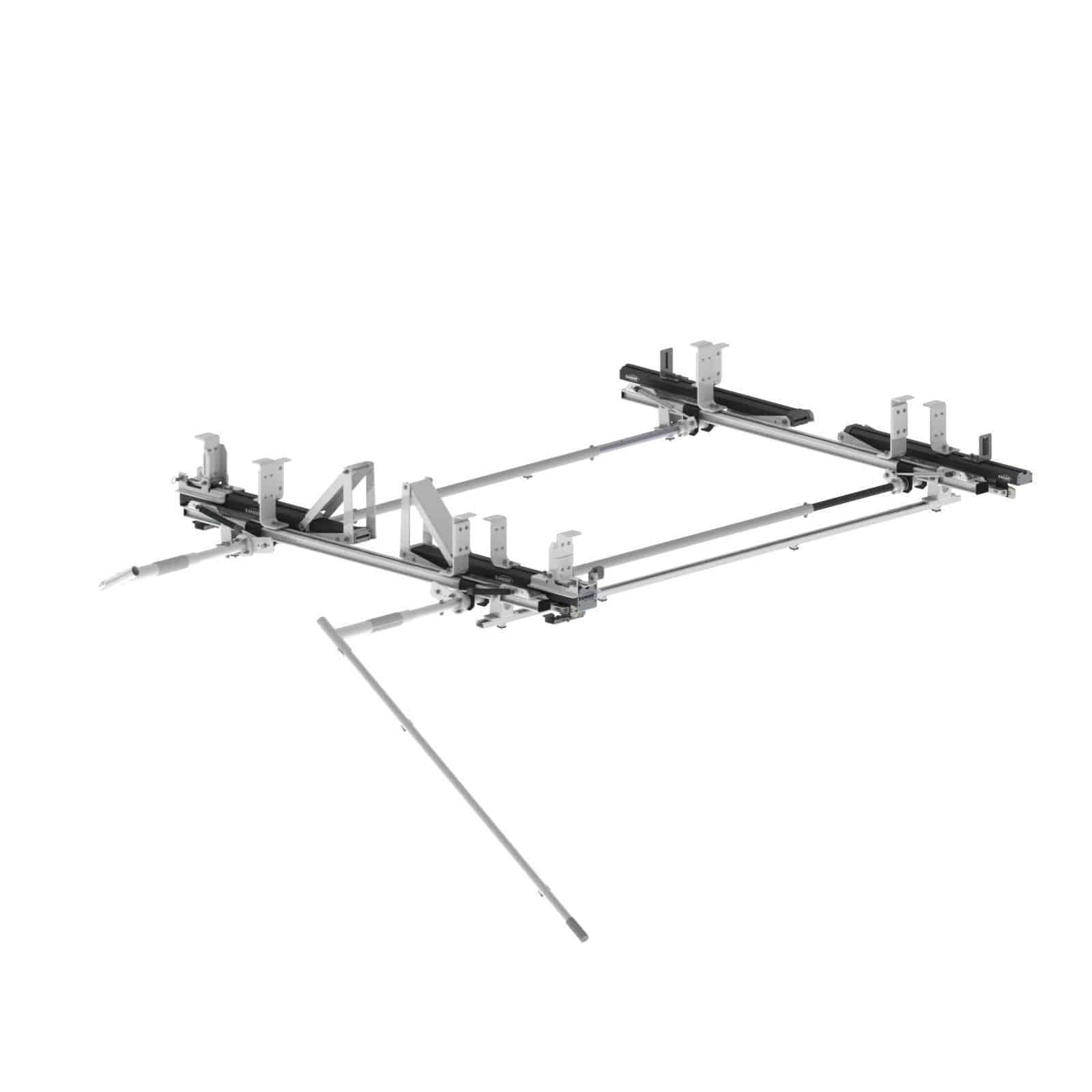 Max Rack 2 0 Drop Down Ladder Rack Double Side Ford