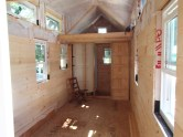 Interior pine as of Aug 5th