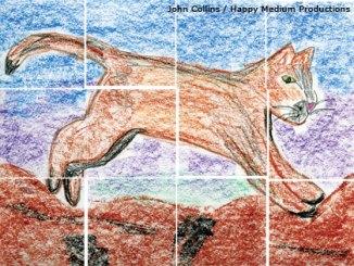 cougar puzzle