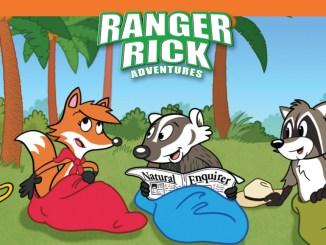 Ranger Rick Adventures - River Surprise