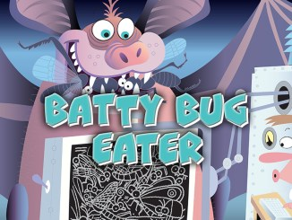 Batty Bug Eater