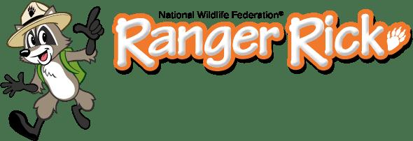 Ranger Rick Header Logo Full