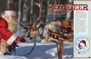 Reindeer Ranger Rick December January 2018 1