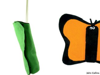 Make a Changing Caterpillar
