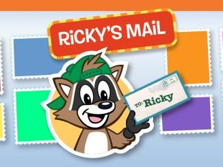 Ricky's Mail