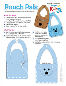 pouch pal instructions