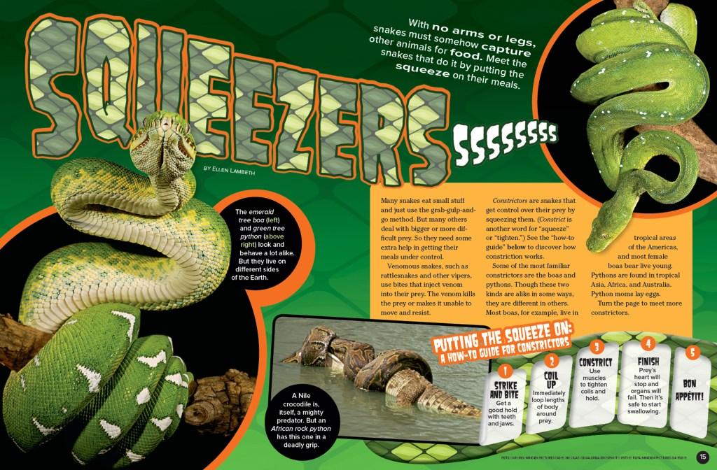 Ranger Rick Squeezers April 2016 1