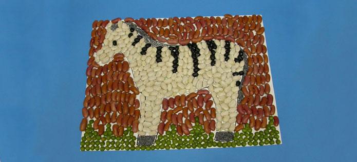 Seed mosaic