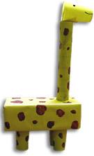 tissue box giraffe
