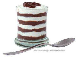 zebra pudding