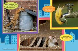 critters spread 2