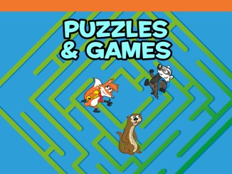 Puzzles & Games Printables