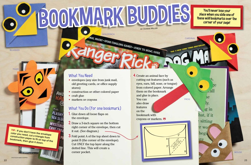 Bookmark Buddies Sept 2018