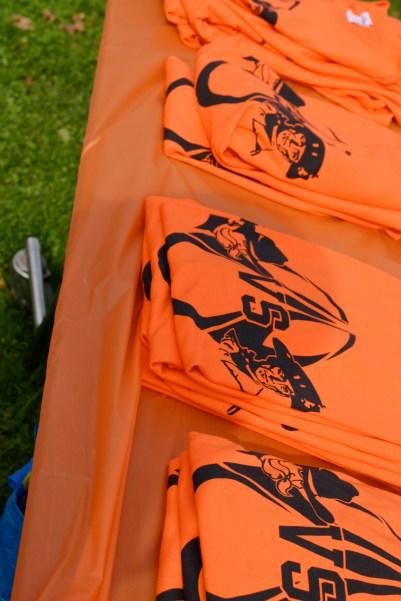 Orange T-Shirts for $10!