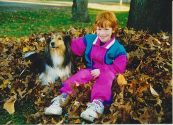 Pixie in fall 1997