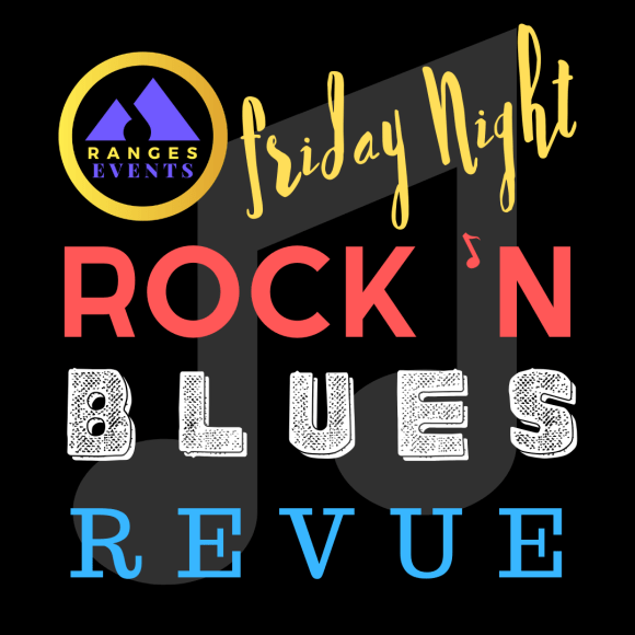 Friday Night Rock n Blues Revue at the Victoria Hotel