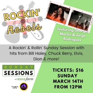 Rock n Roll at Hedge Farm