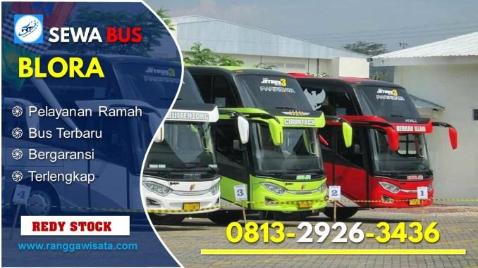 Daftar Harga Sewa Bus Pariwisata Blora
