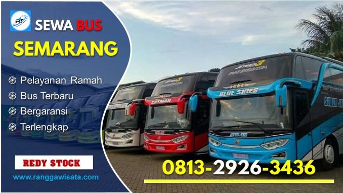 Daftar Harga Sewa Bus Pariwisata Semarang