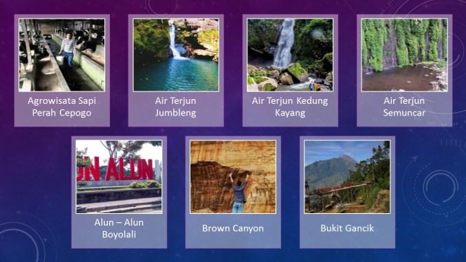 Paket Tour Boyolali