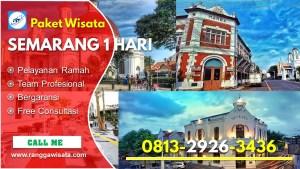 Paket Wisata Semarang 1 Hari