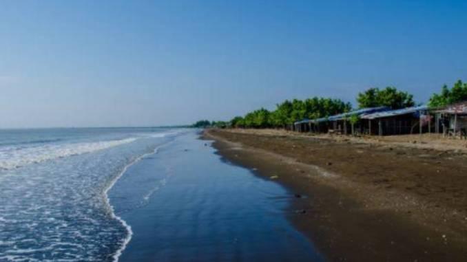 Wisata Brebes Pantai Randusanga