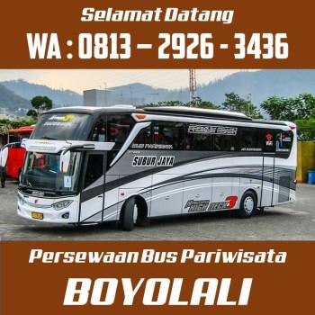 Sewa Bus Pariwisata Boyolali
