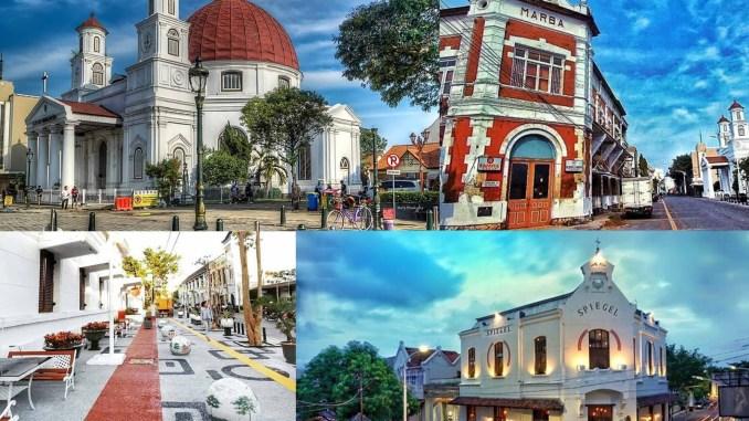 Wisata Kota Lama Semarang Terbaru