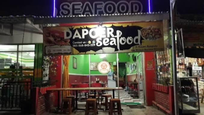Dapur Seafood Cilacap