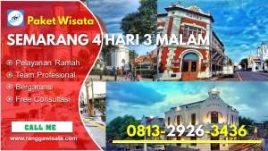 Paket Wisata Semarang 4 Hari 3 Malam