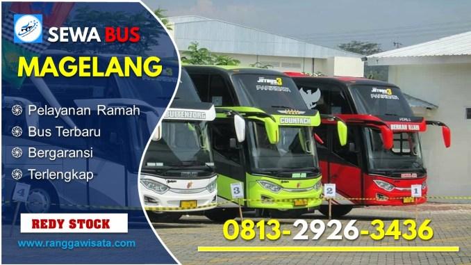 Daftar Harga Sewa Bus Pariwisata Magelang